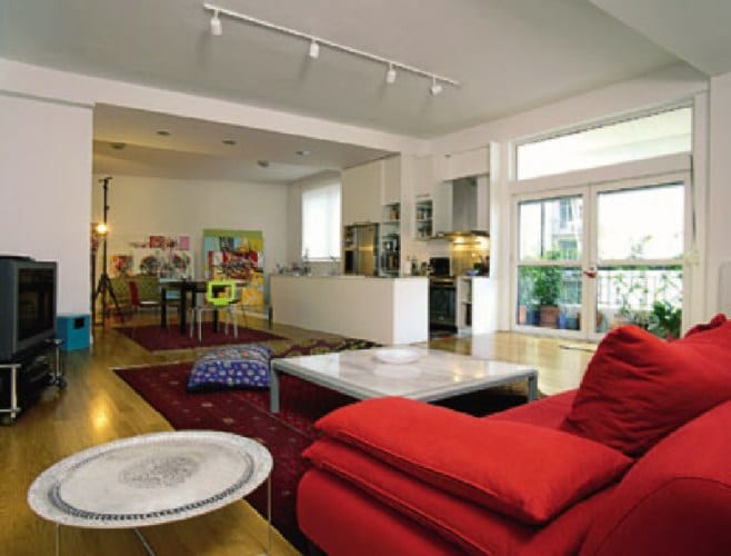 Great loft in the heart of Athens