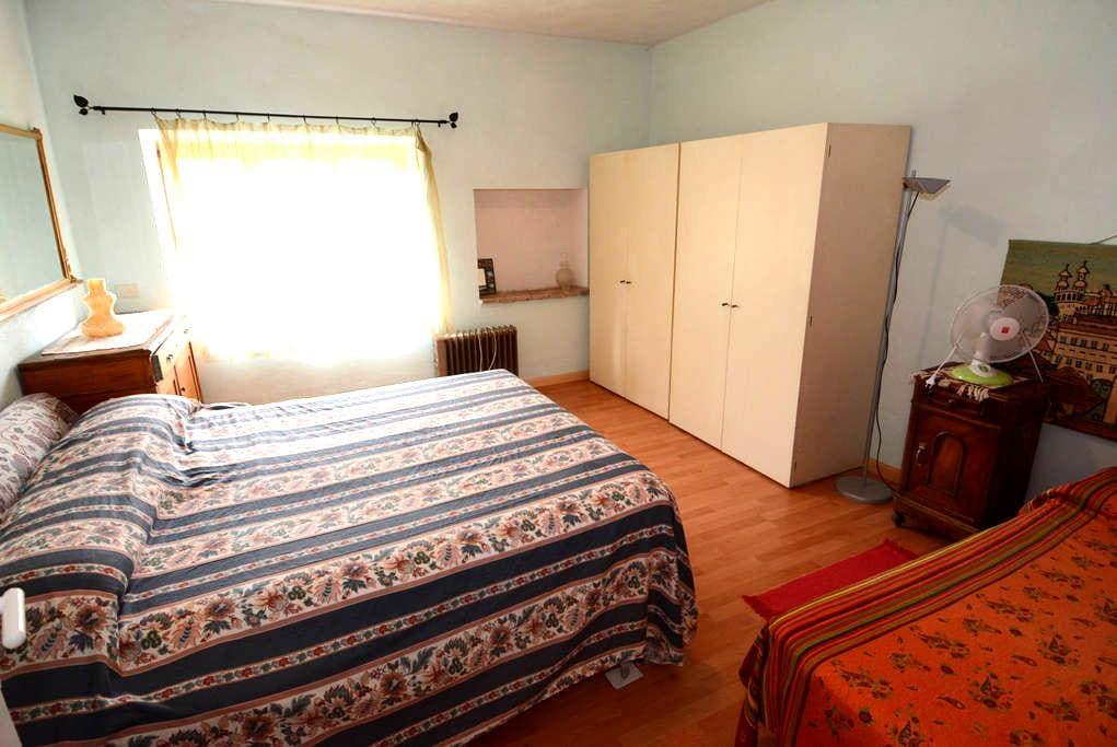 Appartamento in casale nel verde 3 - Garbagna - House