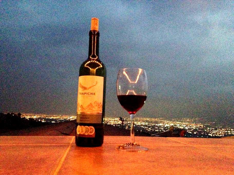 Sunset Mountain Rentals w/360 views - San Isidro Pilas Alajuela - Bed & Breakfast