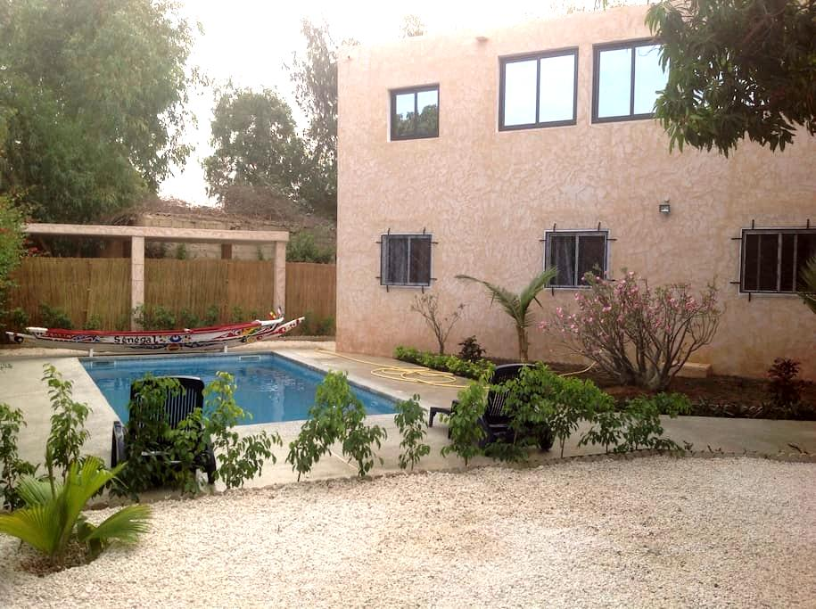 Maison à la Somone a 400m de la mer - Somone - Villa