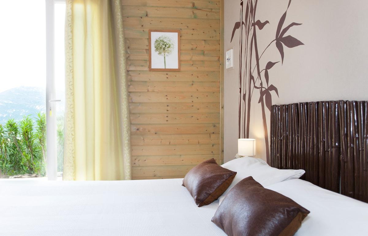 La chambre d'hotes Bambou
