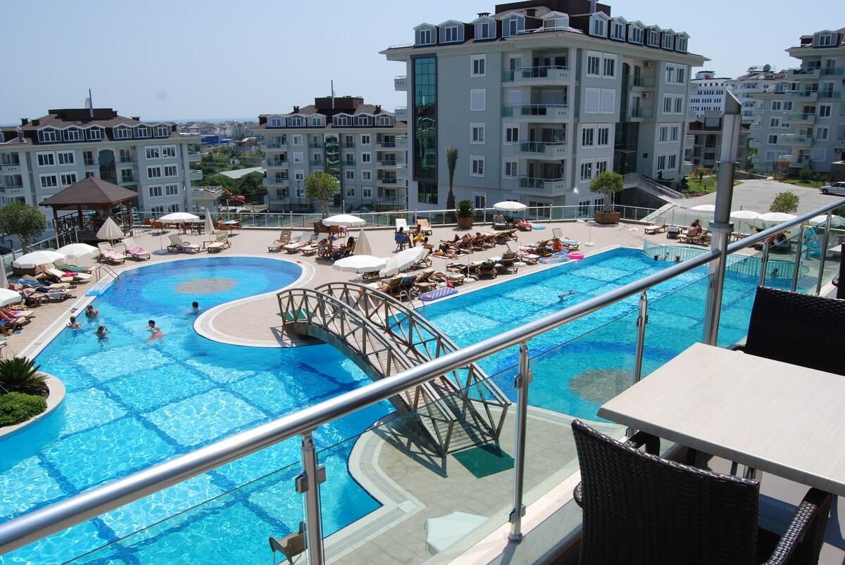 Rent Alanya apartment - Olive City