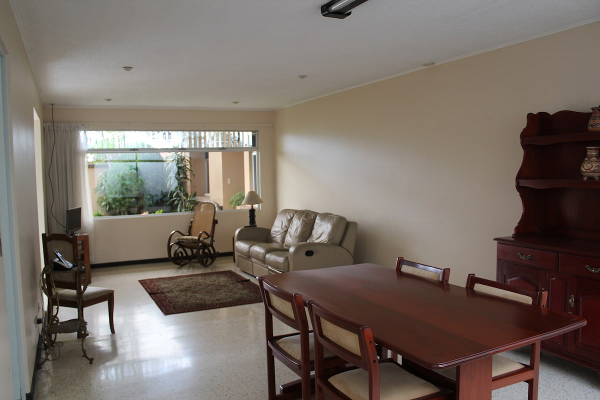 Fully Furnished 2 Bedroom Apartment