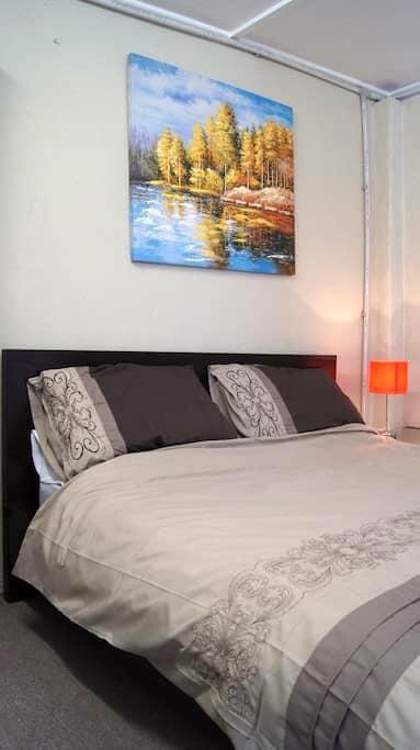 Comfortable,Convenient & Affordable - 阿斯科特韋爾(Ascot Vale) - 小平房