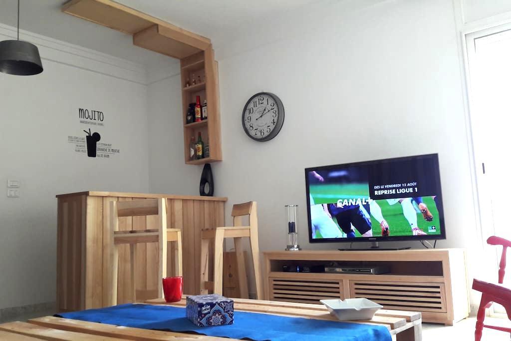 Cosy et tout confort - Тунис - Квартира