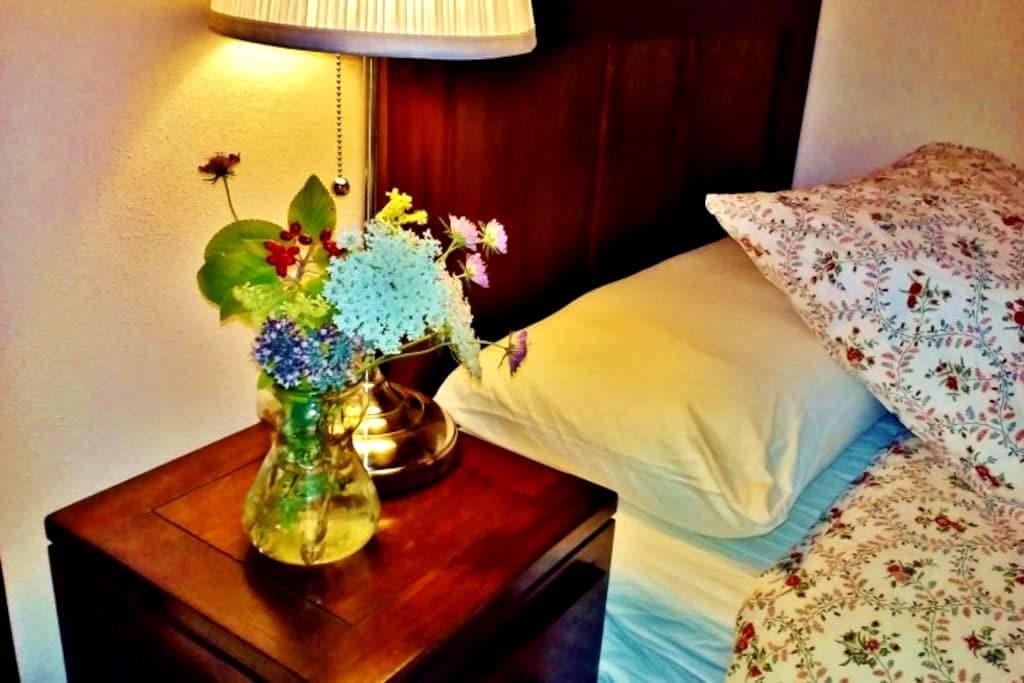 Penyes Altes: Habitacion en el  PN Cadí-Moixeró - Bagà - Bed & Breakfast