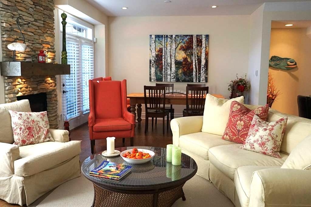 Beautiful villa - townhome,  located in Thornbury - The Blue Mountains