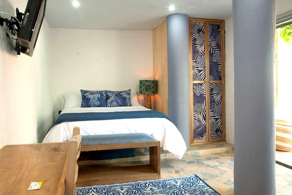 Blue Apple Beach House - Mangostino Hotel Room - Cartagena - Casa