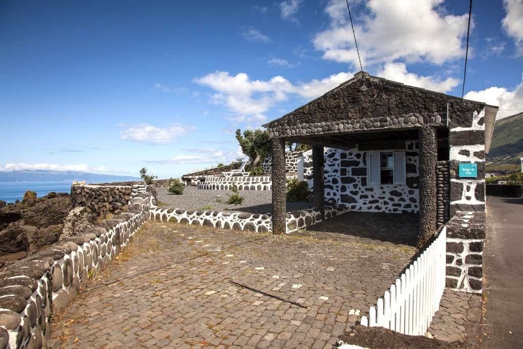 Adega Lima - Prainha - บ้าน