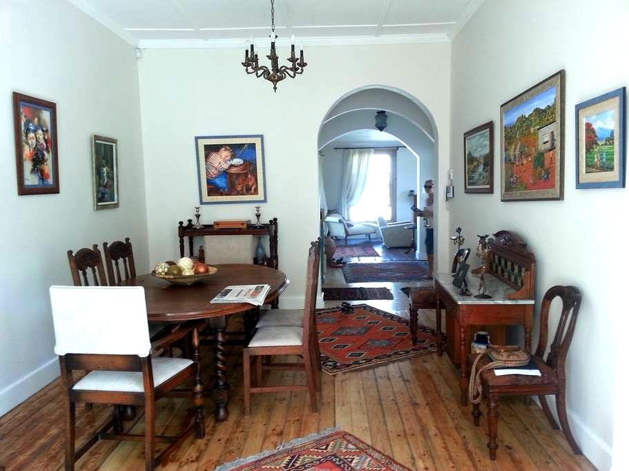 Spectacular 360 deg view, old charm - Città del Capo - Bed & Breakfast