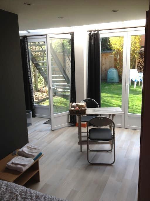 A room between Antwerp en Brussels! - Kontich - Dom