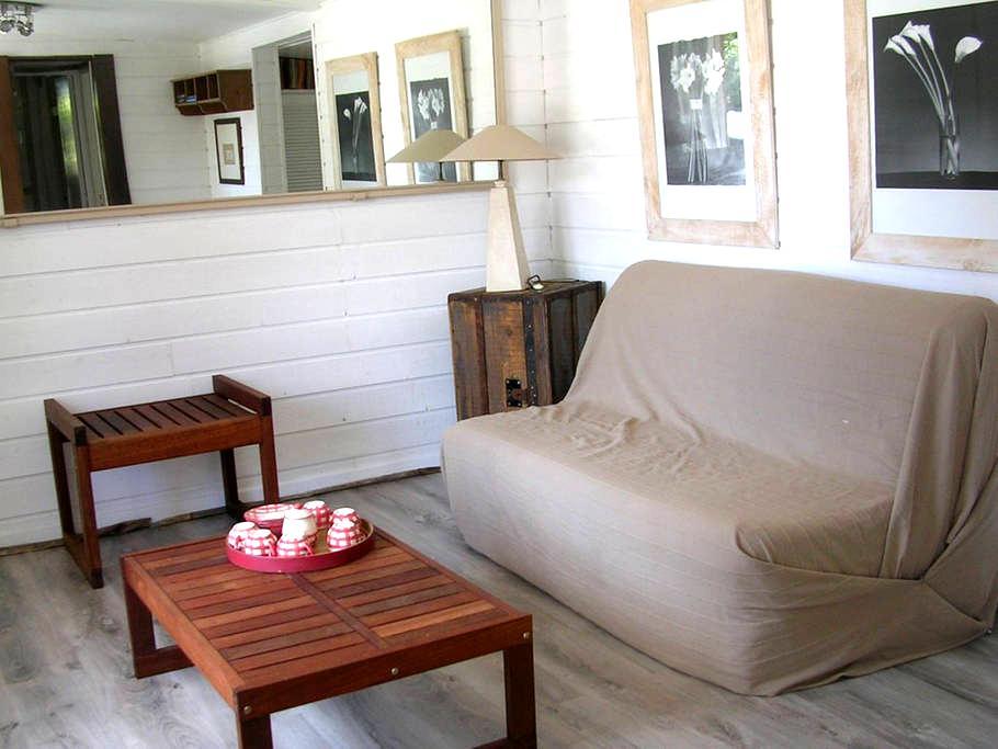 Petite villa lac Moutchic Lacanau - Lacanau