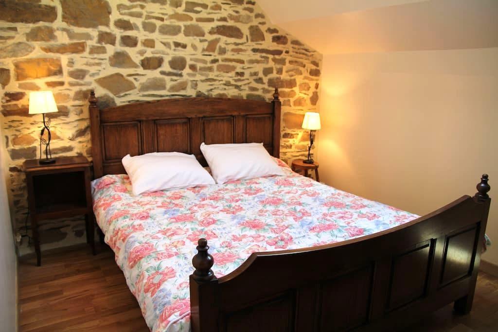Farm cottage in Brittany Bain de Br - Bain-de-Bretagne - Talo