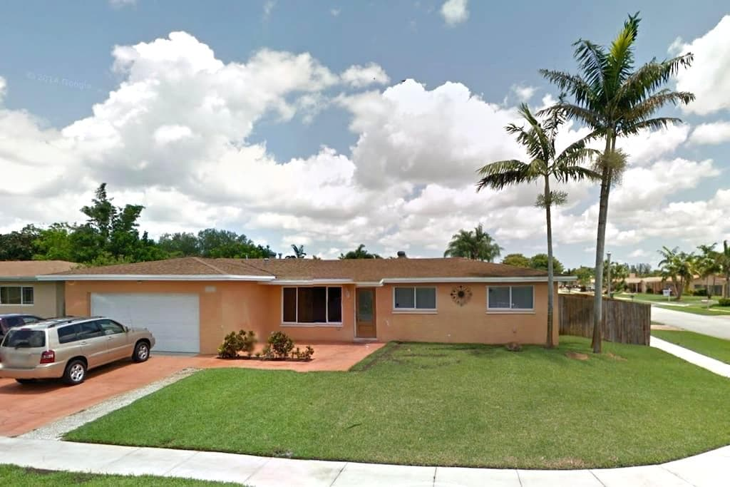 Family Environment home - Pembroke Pines - Ház