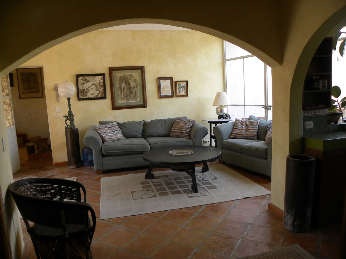 Charming apt.in Historic San Miguel