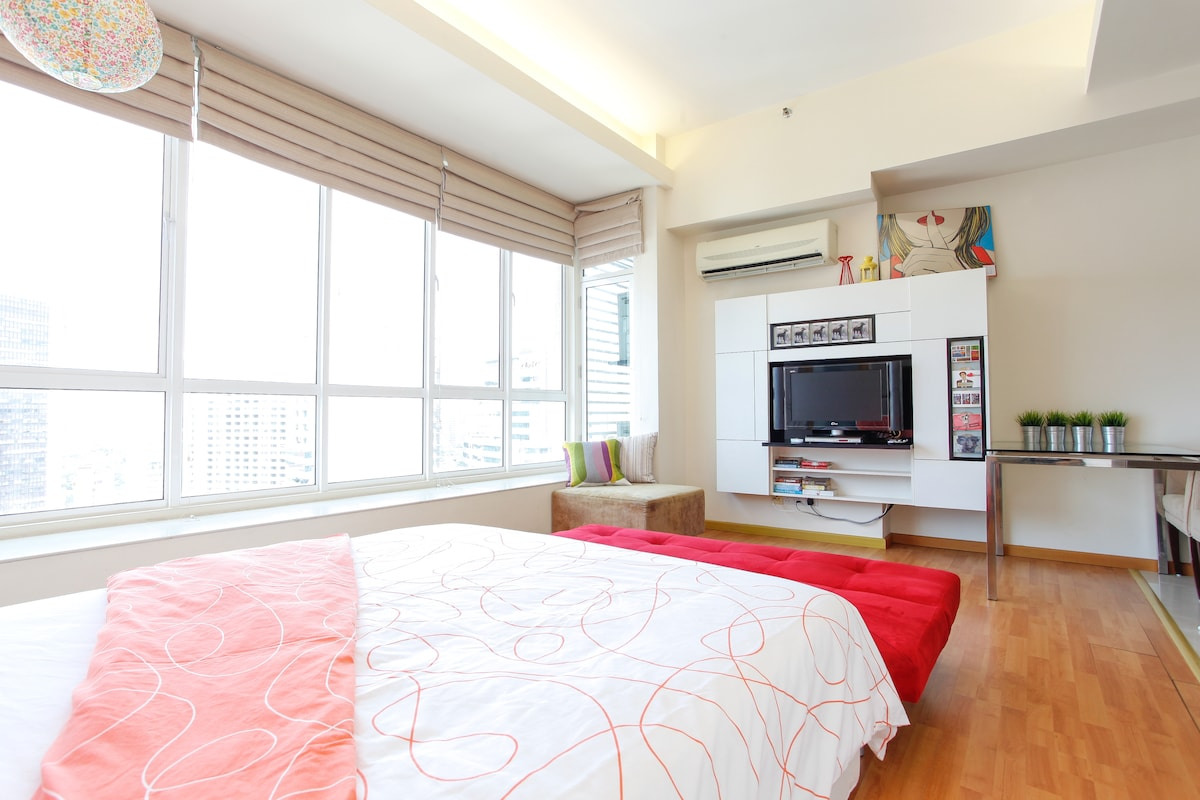Sunny Studio Apartment To Klcc Twintowers Apartments For