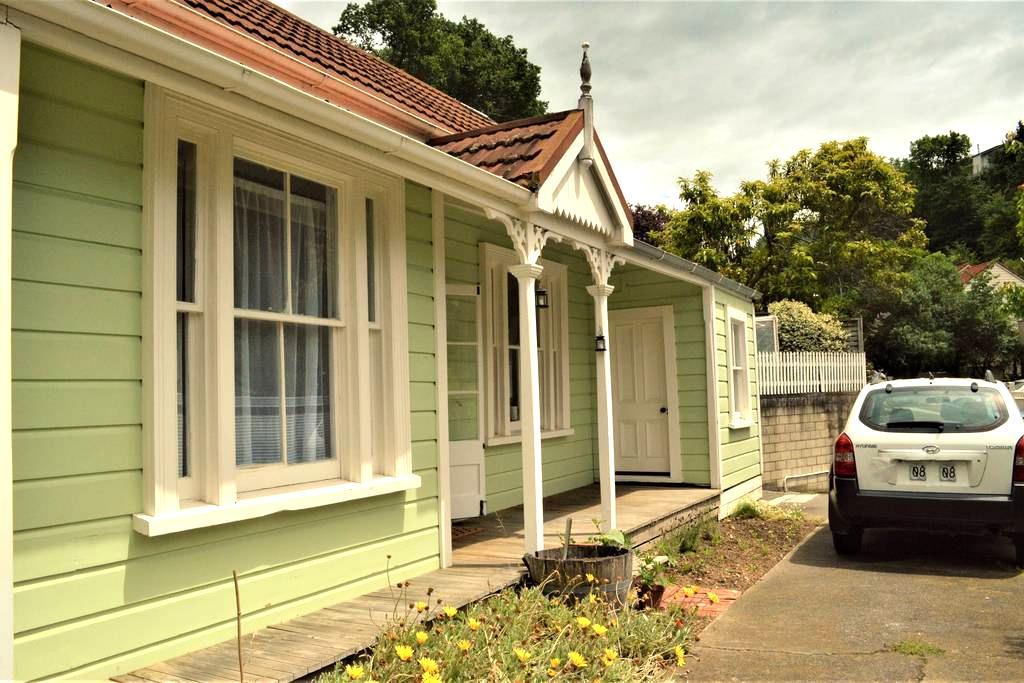 Private sun house on Milton - Napier - Rumah