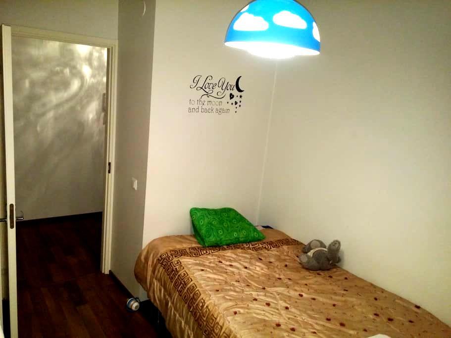 Awesome 2 bedroom family apartment with sauna - Espoo - Apartamento