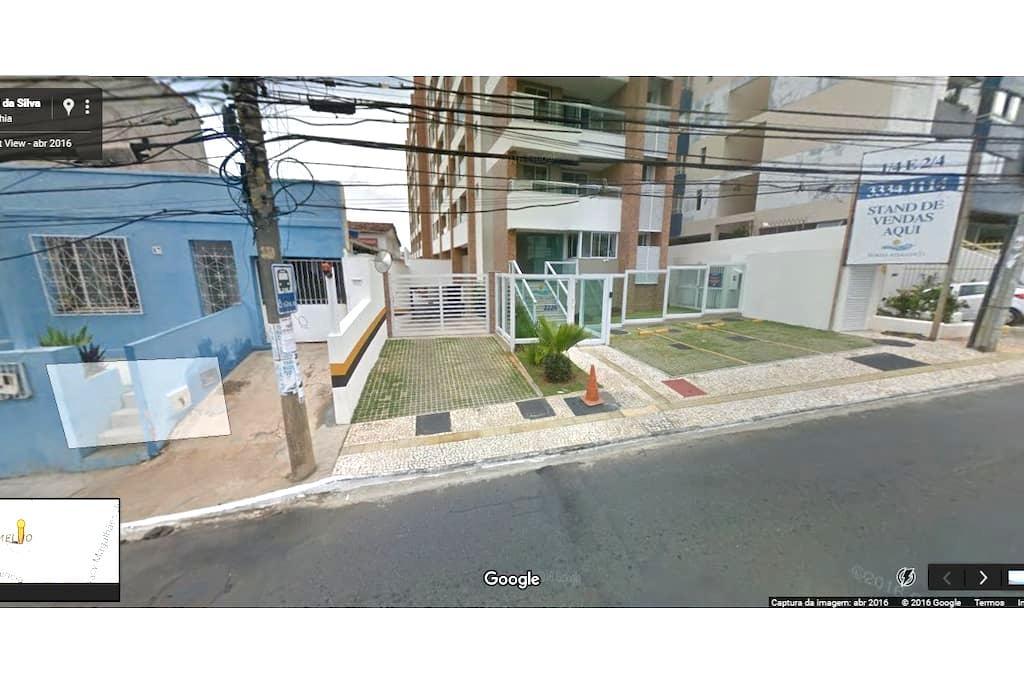 Quarto no Rio Vermelho - Salvador - Rumah