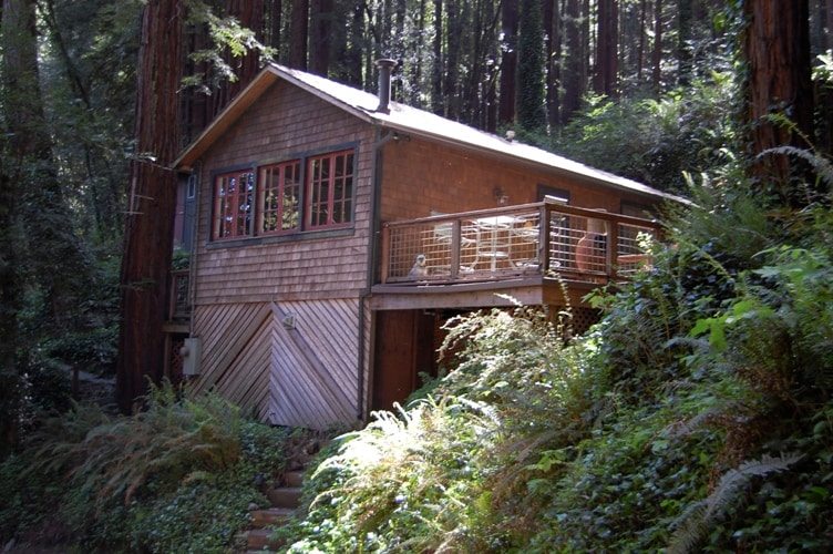 Monte Rio River Cottage