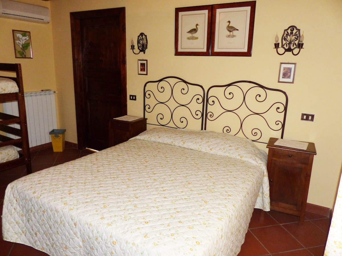 There is delightful B&B in Otricoli