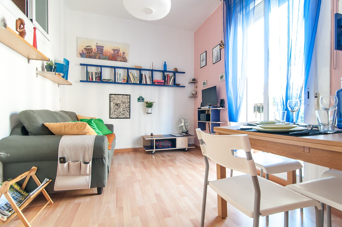 Charmy & Comfortable Bcn Apartment