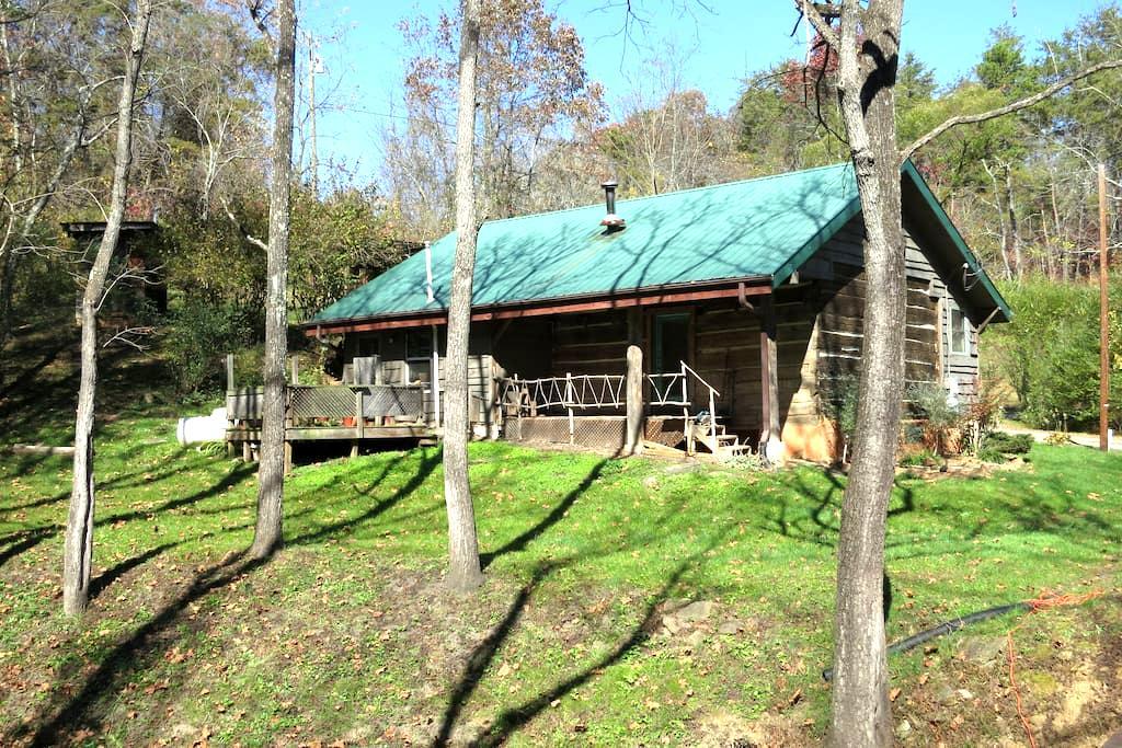 Cabin For The Soul- near Asheville - Alexander