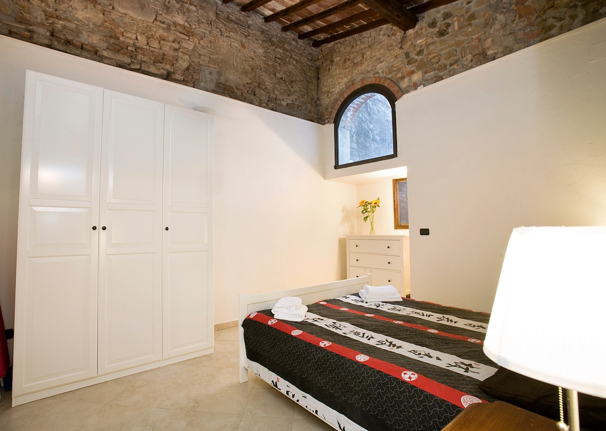 Your bedroom in Florence