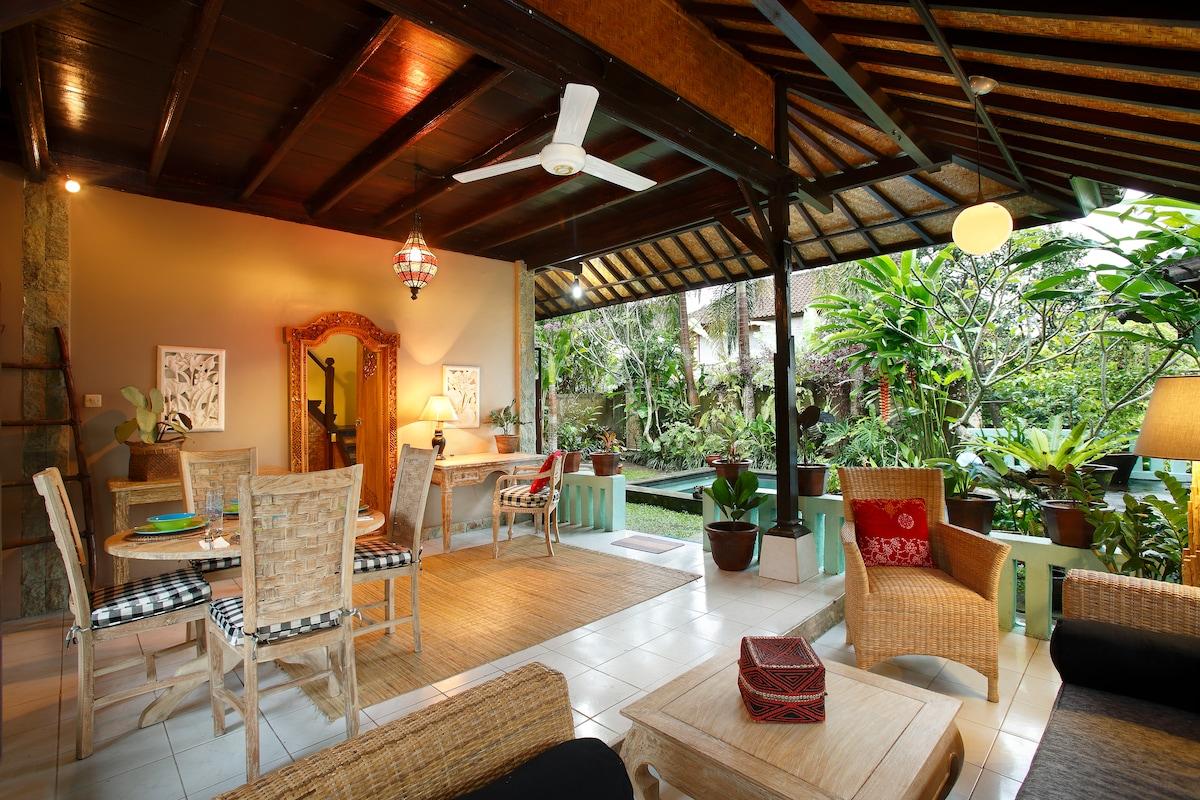 Hyacinth House-Pool/Views/Ubud