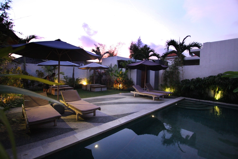 Welcome to your Bali home