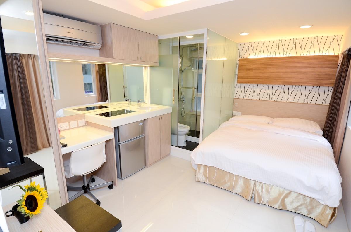 HK, Tsim Sha Tsui: Private Room