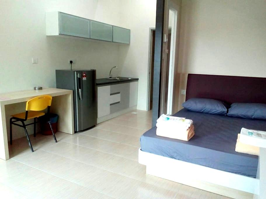 MH Unilodge Homestay Apartment - Taman Kampar Siswa,