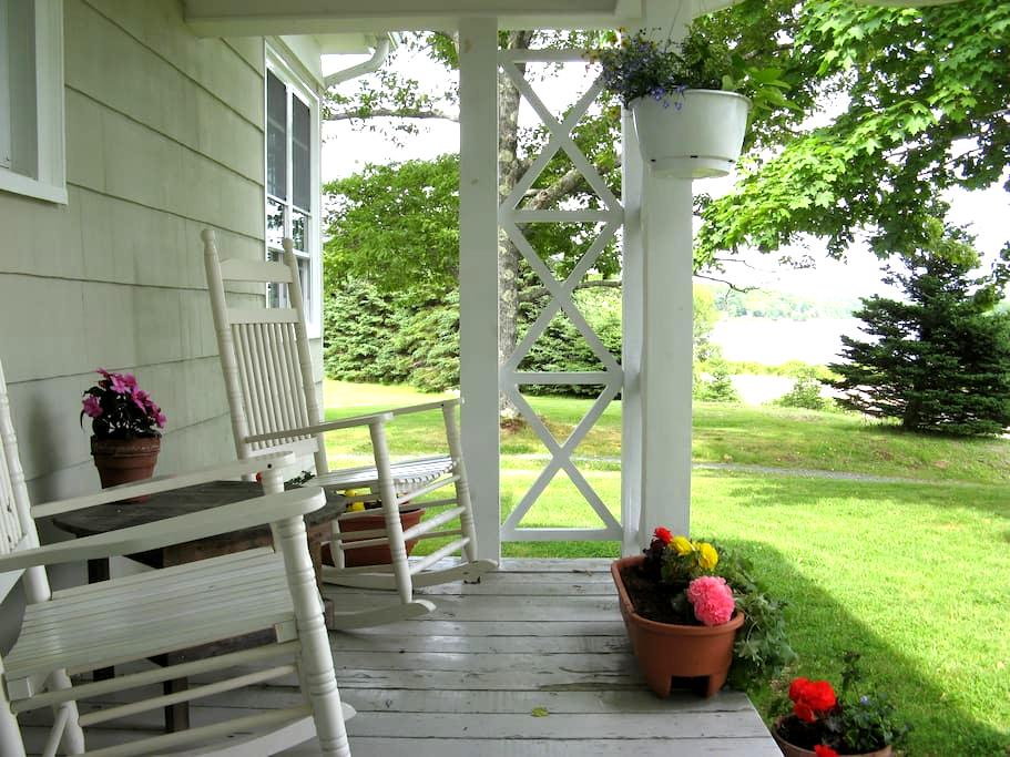 Tranquil Cove Near Lunenburg - Lunenburg - House