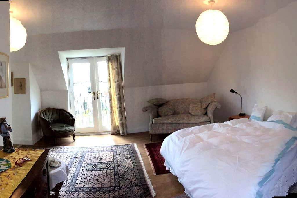 The Stables B&B - Coldstream - Inap sarapan