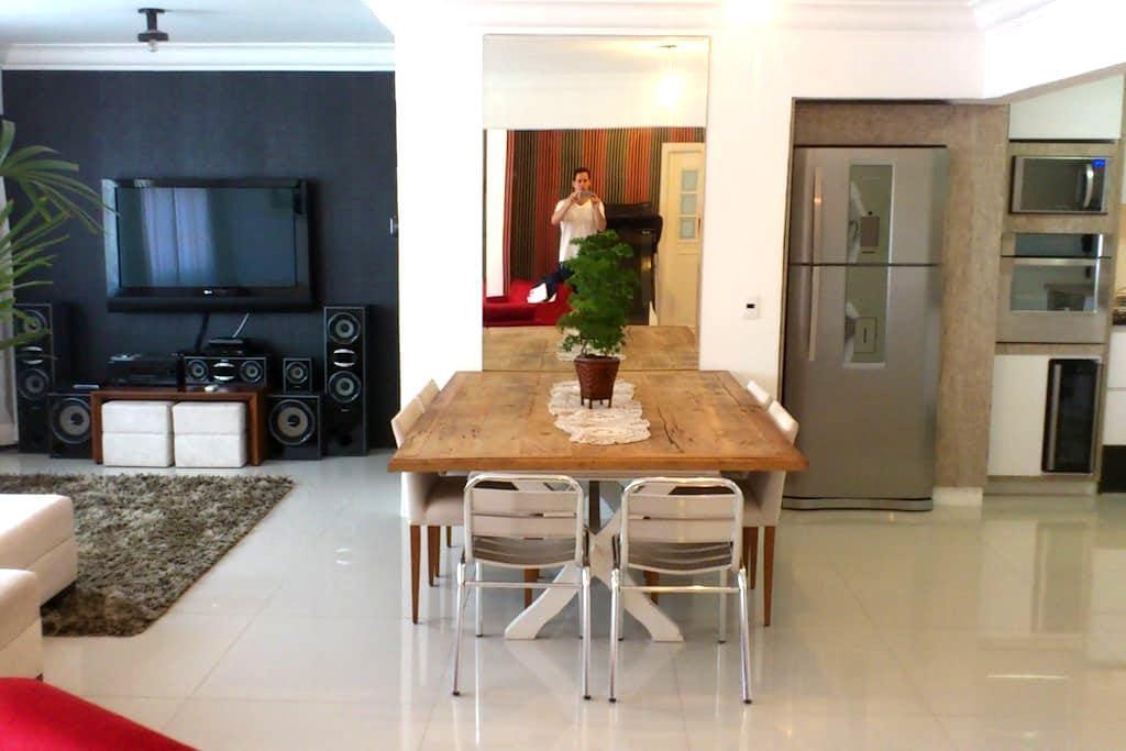 Baia Branca - 1 quarto - Campinas - Apartment