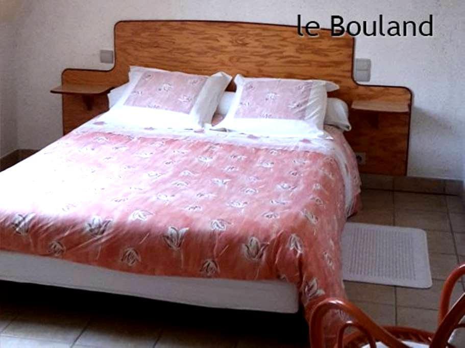 Chambre d'hôtes Le Boulant - Pouance