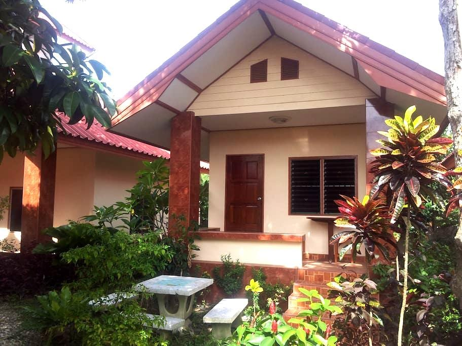 Welcome to the Phayavong House - Klaeng - Casa