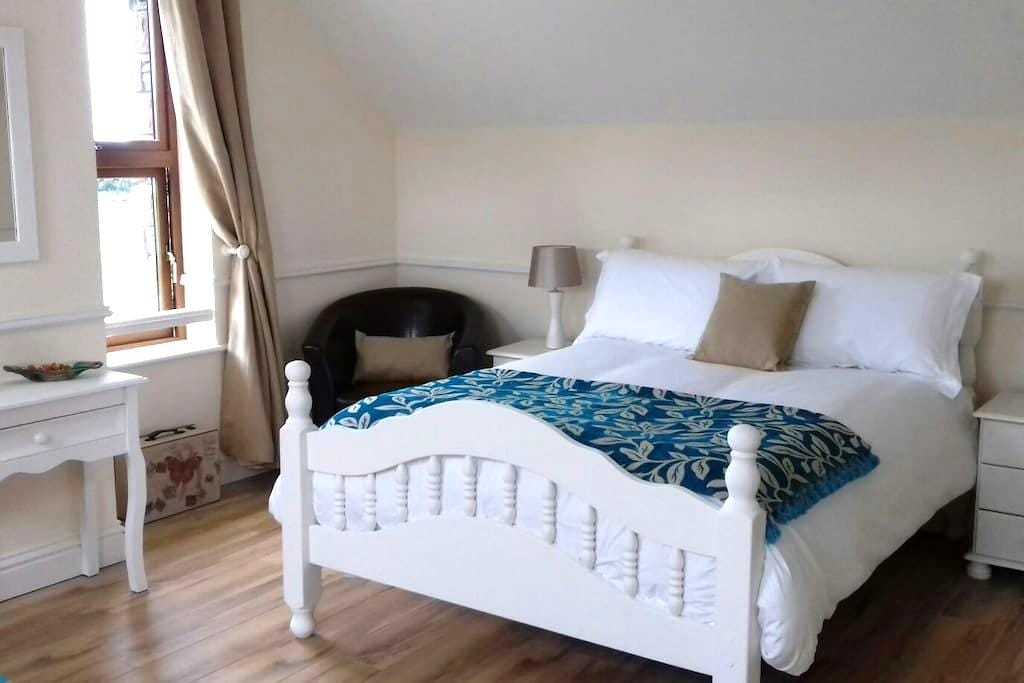 Room with a Spectacular view and Private Bathroom - Kerry, IE - Bed & Breakfast