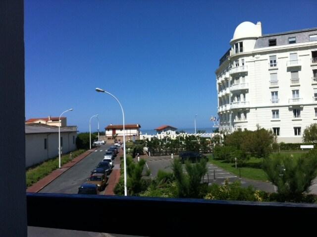 Vue du balcon