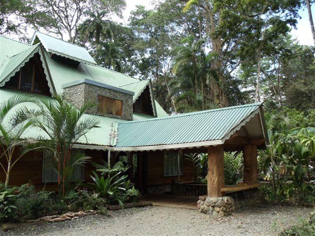 Jungle - Beach Mansion