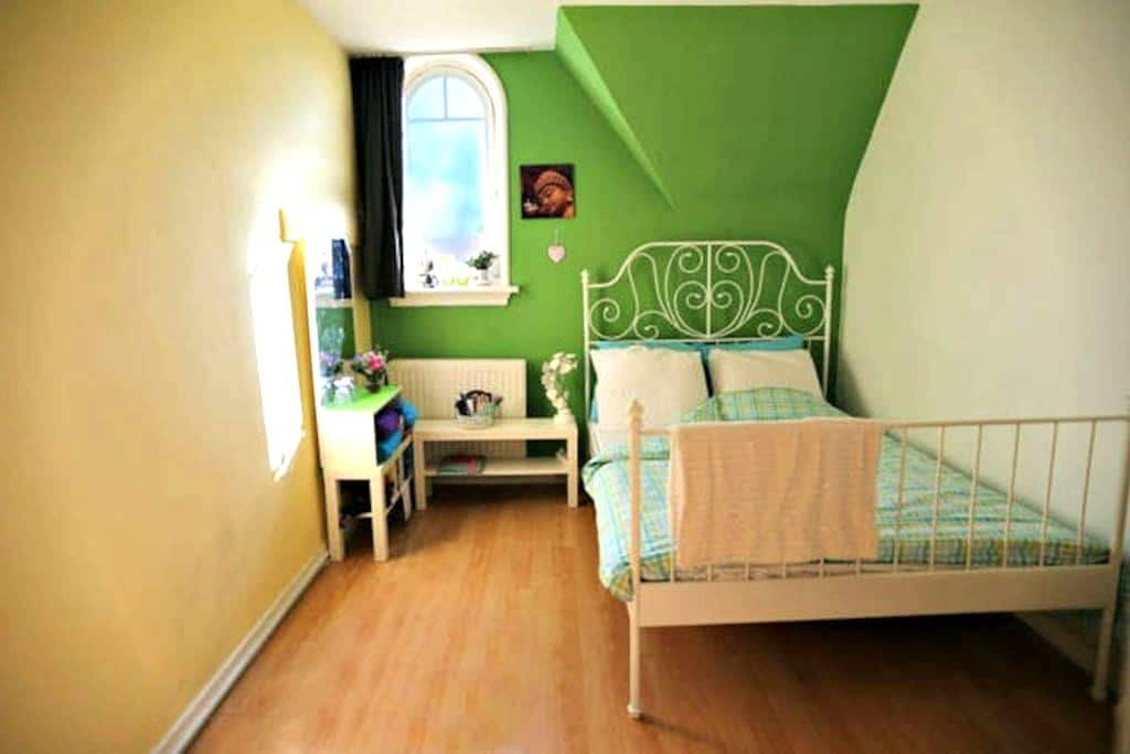 Centre of Eindhoven – 5M from station, cosy room. - Eindhoven - Huis