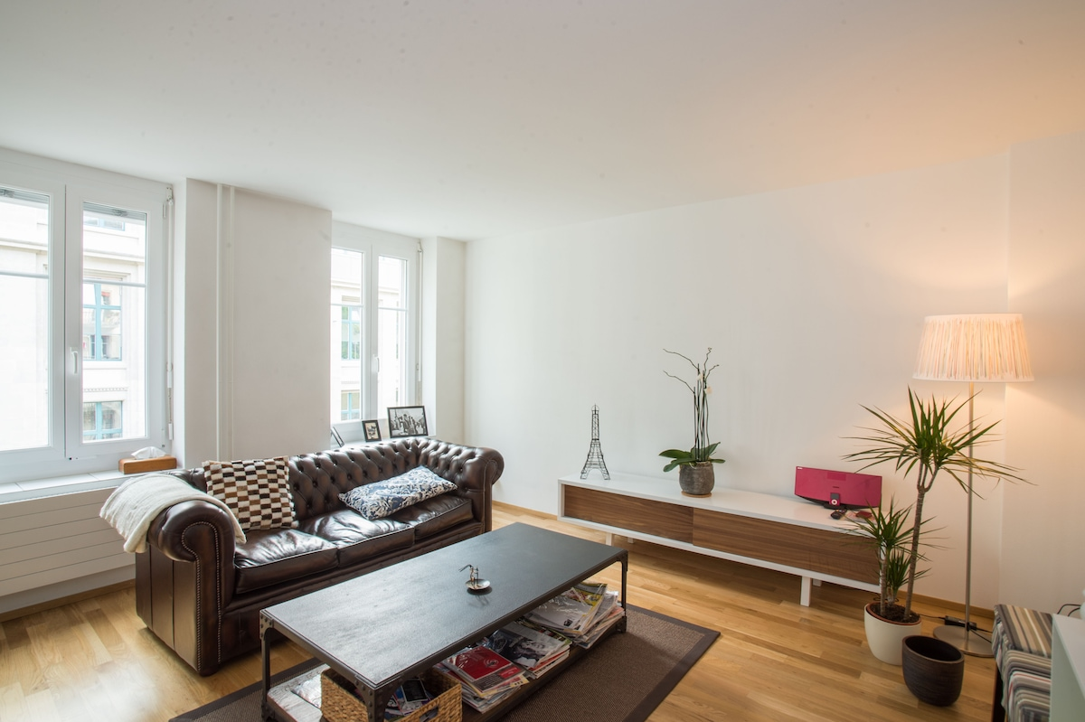 Lovely appartment in the city