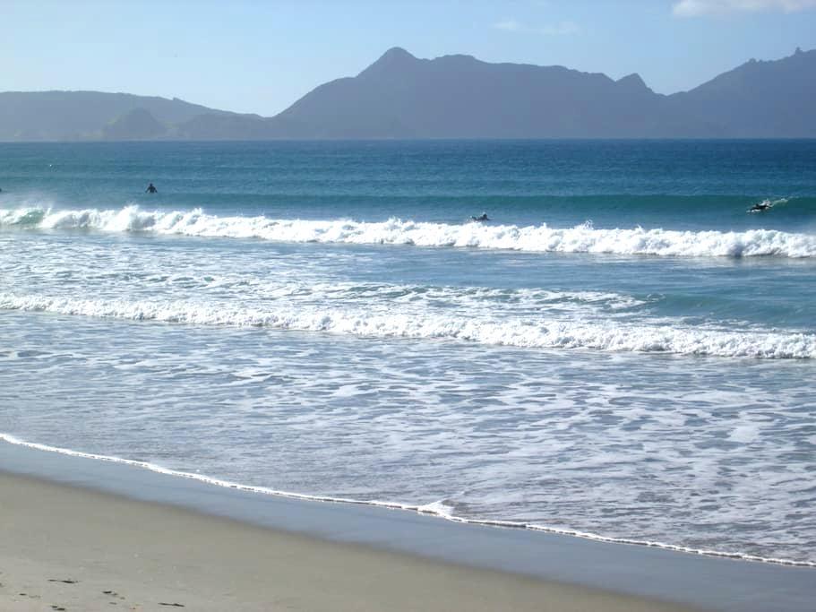 Paradise Shores Bed & Breakfast - Ruakaka - 家庭式旅館