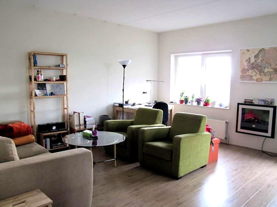 B&B in a homey apartment - Leeuwarden - Lägenhet