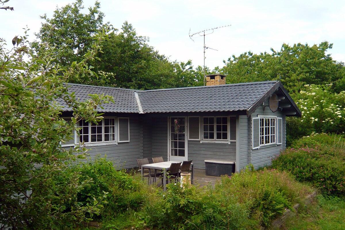 Scandinavian Cottage at Sandy Beach