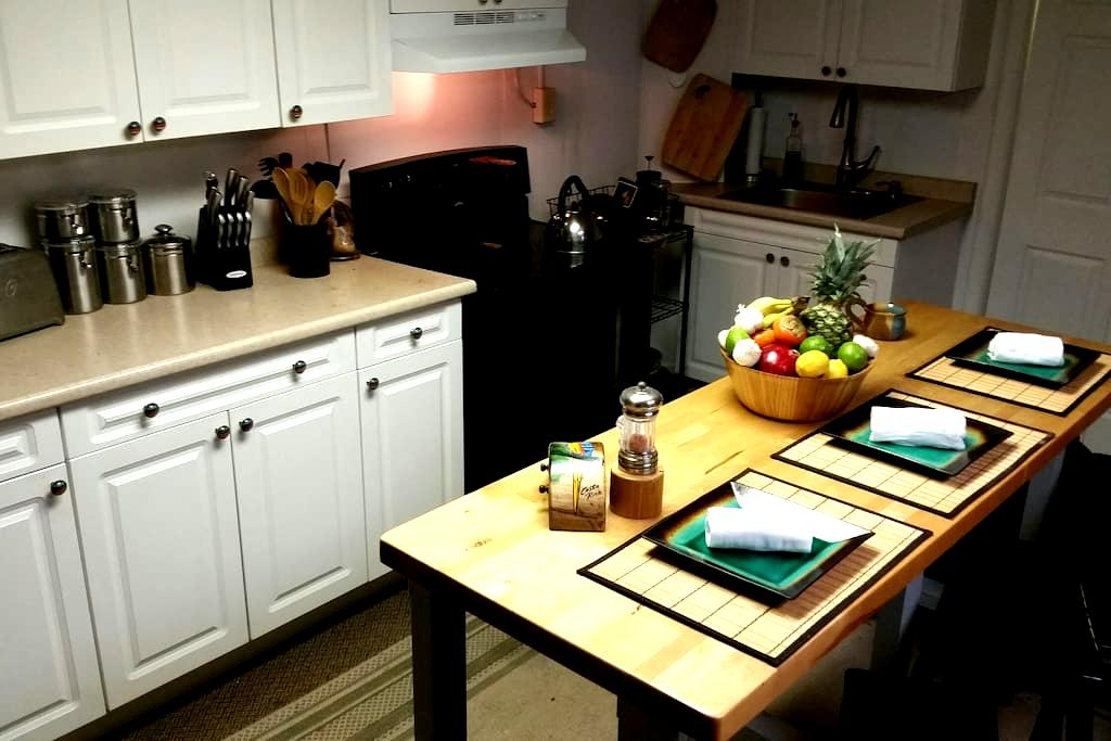 Urban Main Street Loft! 2 private rooms available! - Bedford - Loft