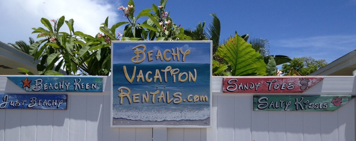 Beachy Vacation Rentals