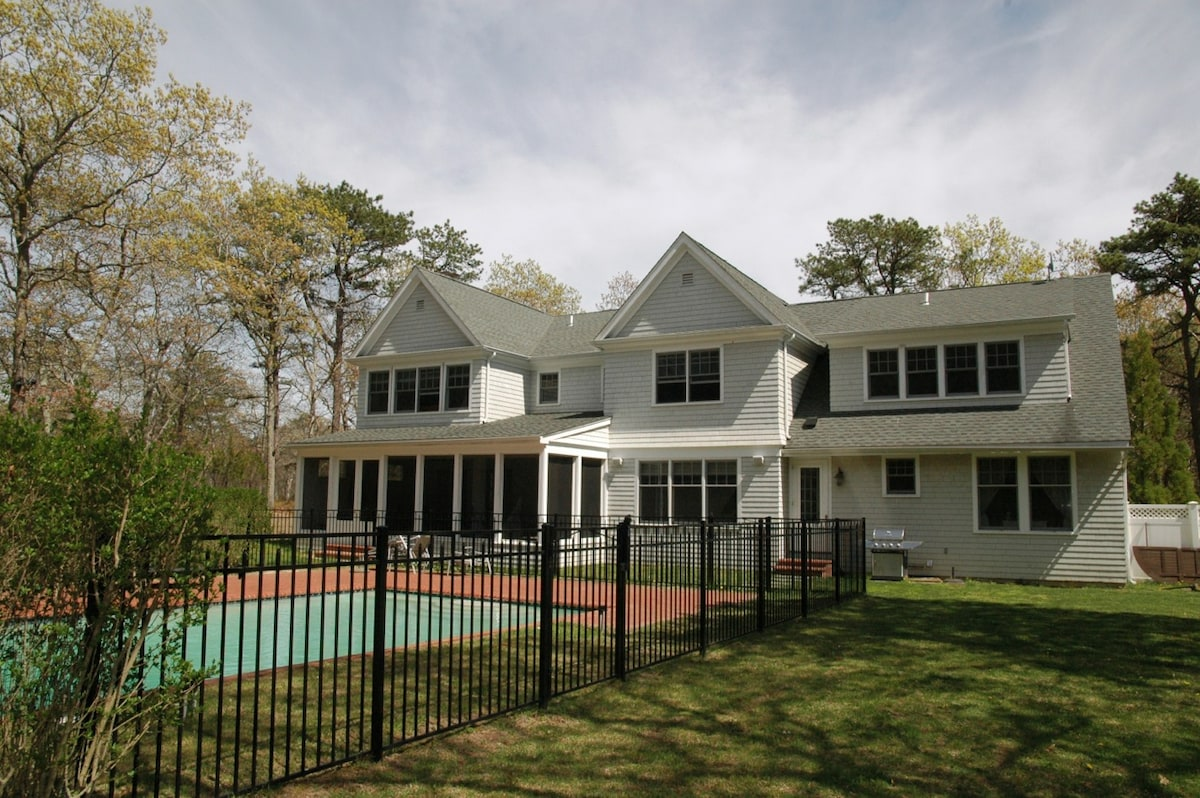 Beautiful East Hampton House
