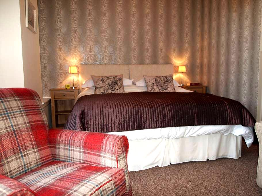 Snug in Grantown Vacation Rental - Grantown-on-Spey - Leilighet