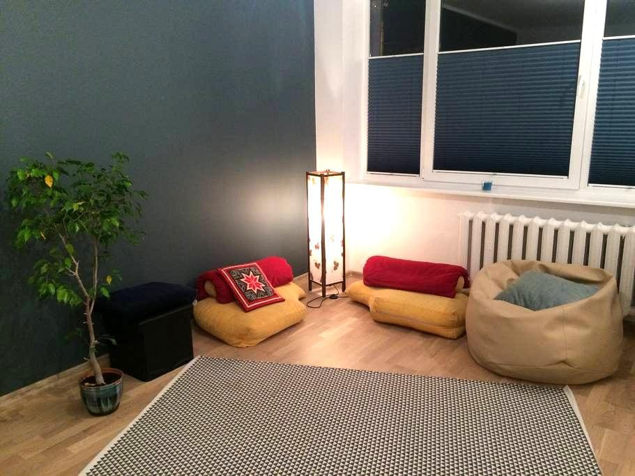 Clean and cozy apartment with great location - Tallinn - Lägenhet